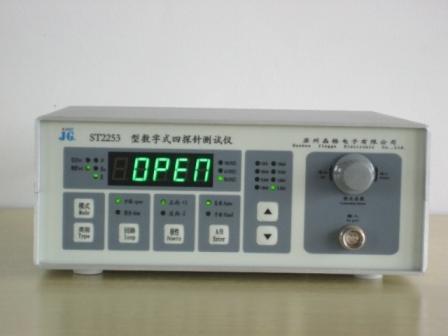 ST2253型數字式四探針測試儀